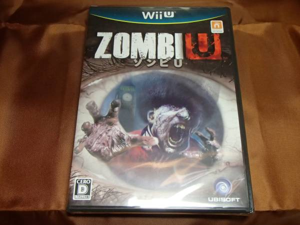 新品 Wii U ゾンビ U