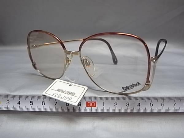 35□-/めがね メガネ眼鏡フレーム 日本製 ロウデンストック_画像2