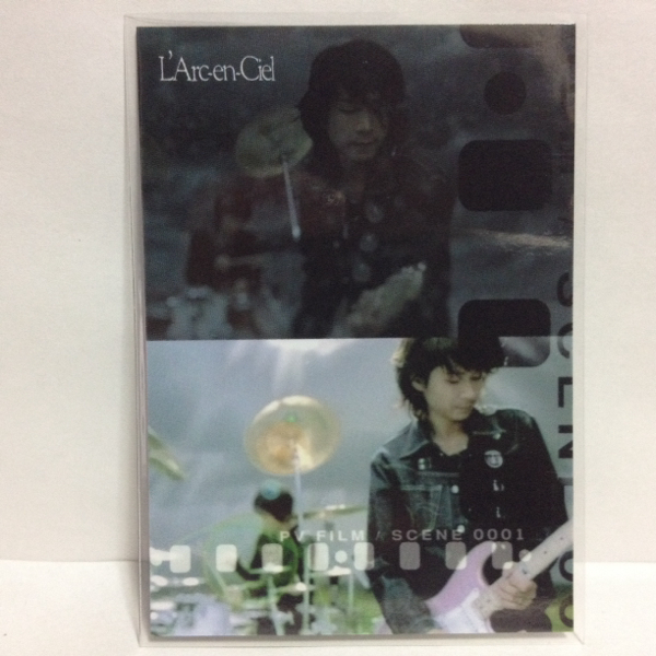 L'Arc~en~Ciel TRADING CARD PERFECT COLLECTION 再販 No.109