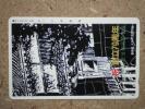 siro/390-3964 お城 飫肥城 宮崎 日南高校 テレカ