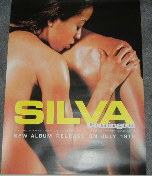 ◆ポスター◆SILVA(シルヴァ)/ Coming Out