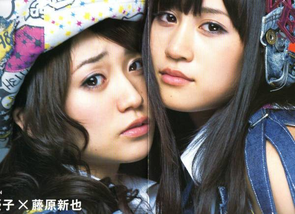 AKB48 大島優子 前田敦子 板野友美 ポスター ライブ・総選挙グッズの画像