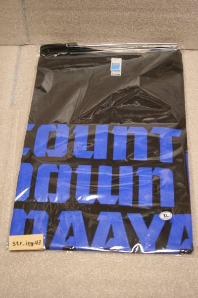 新品 坂本真綾 COUNT DOWN JAPAN 13/14限定Tシャツ XLサイズ グッズ 生産終了