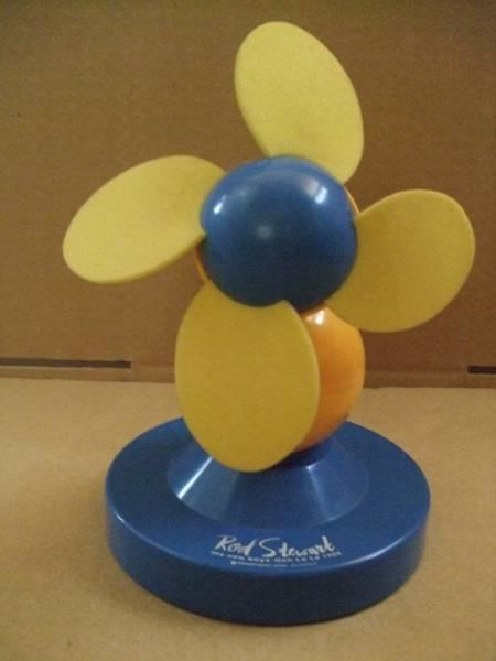 ロッドスチュワート 業界向宣伝用卓上扇風機