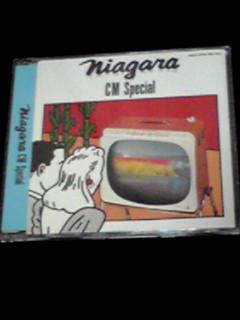 大滝詠一ナイアガラCM Special Niagaraライナー付き大瀧詠一即決_画像1