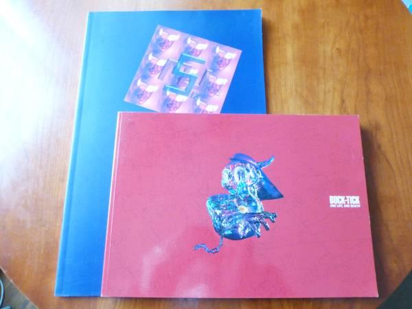 BUCK-TICK バクチク パンフ 2冊セット パンフレット
