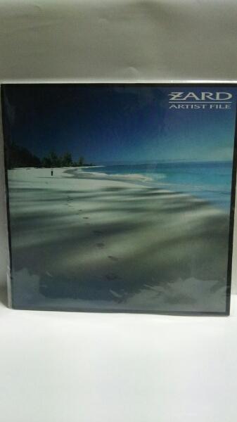 ZARD CD アルバム特典『ARTIST FILE 』+オマケ