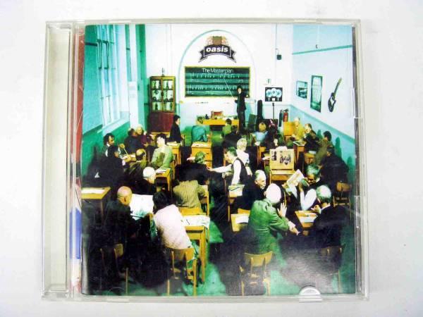 CD OASIS/オアシス THE MASTERPLAN/ザ・マスタープラン_画像1