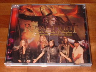 [ライヴ2CD] ROYAL HUNT / Double Decade Of Kingdom (12大阪)_画像1