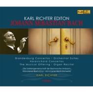 カール・リヒターバッハ管組曲 ブランデンブルク オルガン6CD_画像1