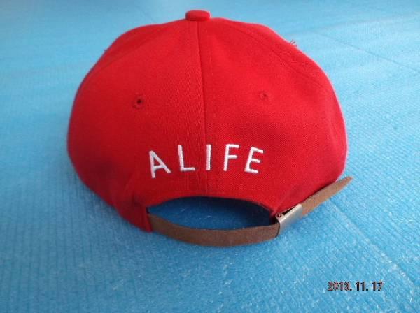 ALIFE キャップ_画像3
