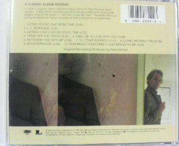 【廃盤CD】AOR♪リヴィングストン・テイラー/三面鏡 _TOTO ジェフ・ポーカロ 送料\180_画像2