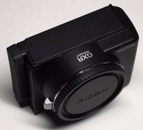 リコー GXR用 レンズマウントユニット GXR Mount A12
