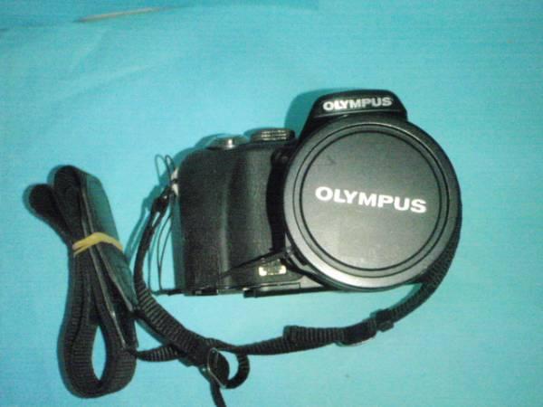 O001-006 OLYMPUS製デジカメ SP-560UZ(故障)