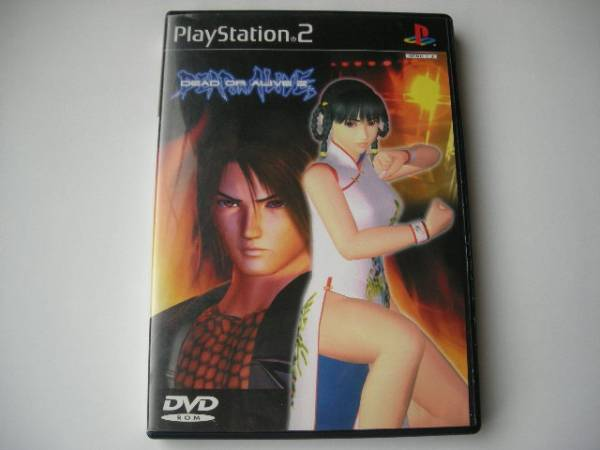 PS2 「DEAD OR ALIVE2」
