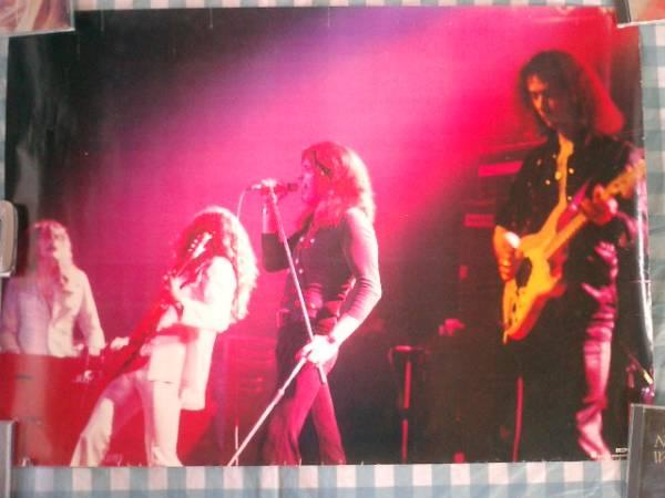Deep Purple ディープ・パープル ポスター 入手困難