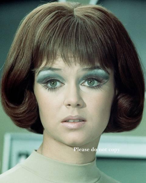 1970年 謎の円盤UFO ガブリエル・ドレイク フォト2枚付き