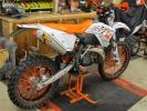 KTM 125 250 350 SX-F EXC 690SMCR 等 スポーク ラップ スキン