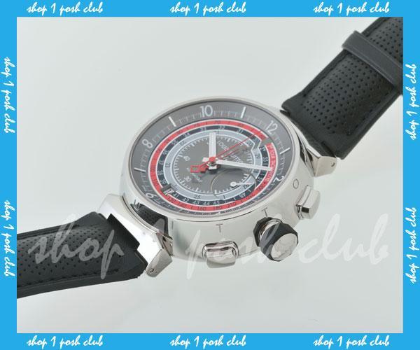 ルイ・ヴィトン【Q102C0-005】腕時計タンブール888本限定グレ-2_画像1