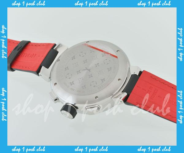 ルイ・ヴィトン【Q102C0-005】腕時計タンブール888本限定グレ-2_画像3