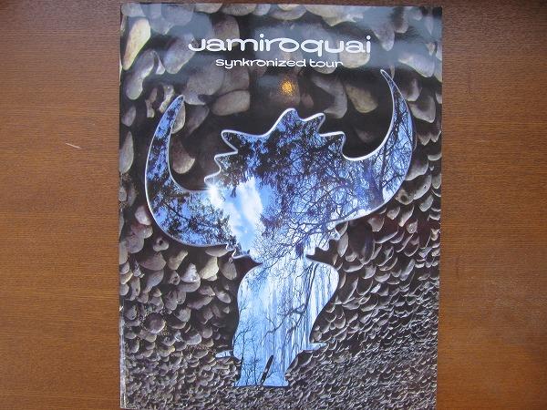 ジャミロクワイsynkronized ツアーパンフレット1999●ジェイケイ