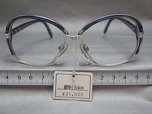59□-3/めがね メガネ眼鏡 フレーム 日本製 ロウデンストック_画像1