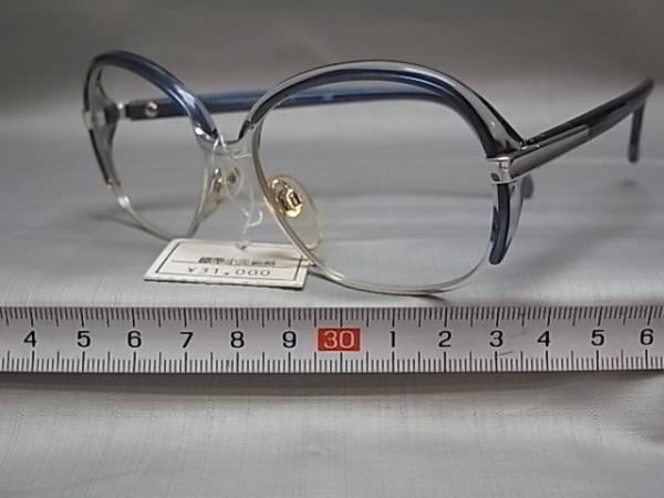 59□-3/めがね メガネ眼鏡 フレーム 日本製 ロウデンストック_画像2