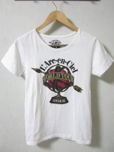 L'Arc-en-Ciel ラルクアンシエル '12ワールドツアーTシャツ S