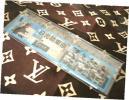 ◆ 絶版 稀少 日光猿軍団 定規 新品 青枠