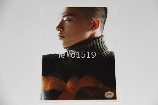 BIGSHOW★2010 コンサート 公式 グッズ 写真 BIGBANG テヤン ヨンベ SOL
