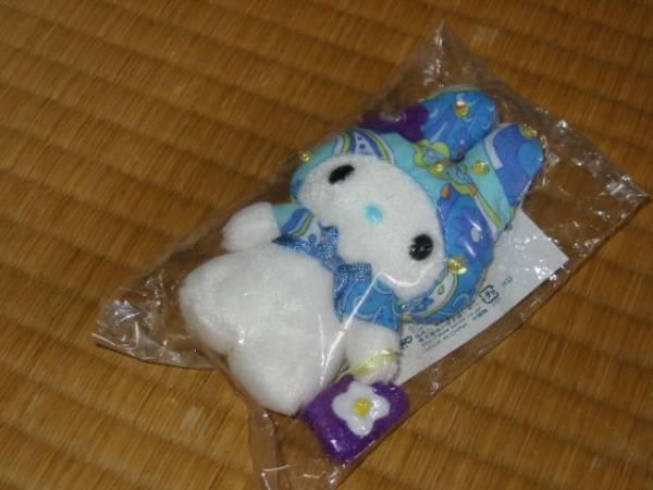 ★マイメロディ 青いハート2001 ぬいぐるみ★ グッズの画像