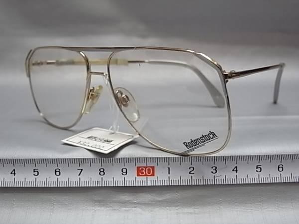 123□8/メガネ めがね 眼鏡フレーム 日本製 ロウデンストック_画像2