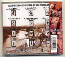 ■ホワイト・バッファロー~ネイティブインディアンの癒し音楽~【新品CD】_画像2