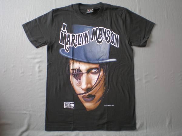 バンドTシャツ マリリンマンソン(Marilyn Manson) 新品 M