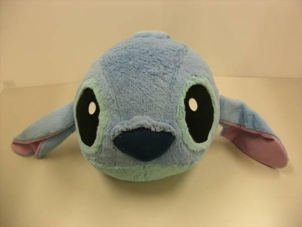 【ディズニー】 スティッチ(Stitch)の大きなぬいぐるみ!