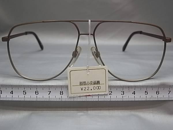 64□-5/めがね メガネ眼鏡 フレーム 日本製 ロウデンストック_画像1
