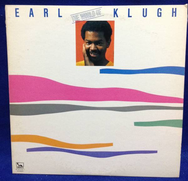 LP JAZZ Earl Klugh / The World Of Earl Klugh 日本盤_画像1