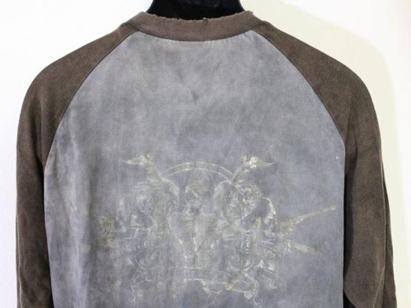 サディスティックアクション SADISTIC ACTION メンズ長袖Tシャツ Lサイズ 新品_画像4