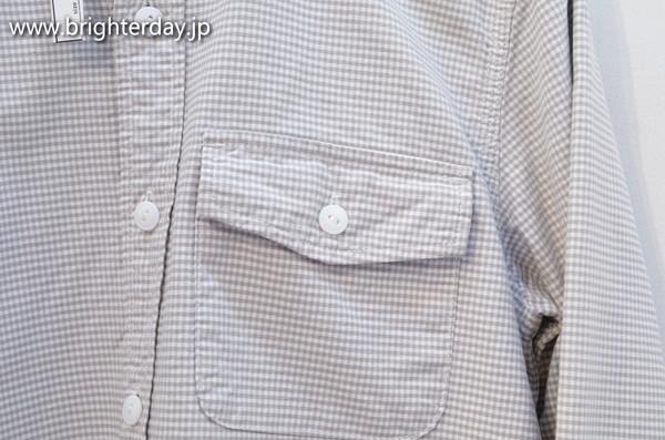 SALE■SASSAFRAS ボタンダウンシャツ■ササフラス_画像4
