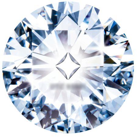 BJ2731【BSJBJ】Forevermark フォーエバーマーク Pt900 ダイヤモンド0.30ct ネックレス プラチナ 鑑定書_※イメージ