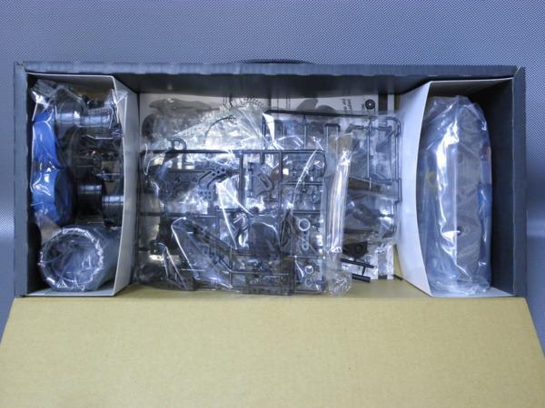 タミヤ製(ITEM 49278) 1/10電動ツーリングカー4WD TA04-TRF スペシャルシャーシキット 未組み立て品_画像3
