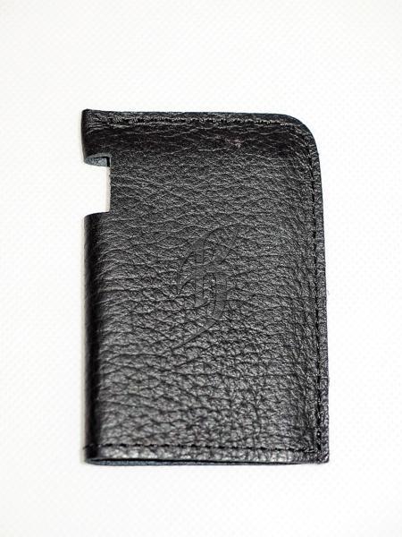 氷室京介◆オリジナル レザー製ミンティアケース(黒)◆非売品・激レア品 Personal Jesus