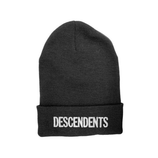 Descendents ニットキャップ ディセンデンツ Logo