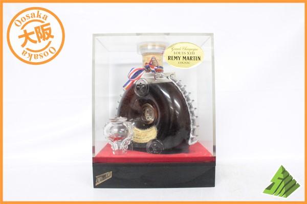 ◆1円~ レミーマルタン ルイ13世 ベリーオールド クリアケース 700ml ブランデー コニャ