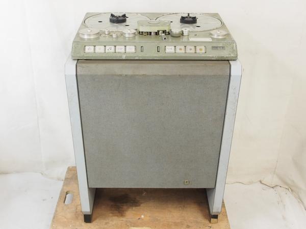 【希少】STUDER スチューダー C37 真空管式オーブンリールテープレコーダー ● 4D3B7-7