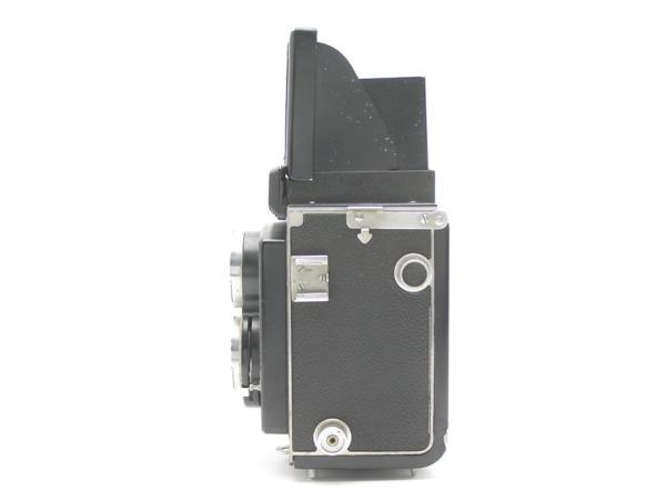 ★ハロ-カメラ★5850 LustreFlex (TRI-LAUSAR ANASTIGMAT 8.0cm F3.5) 動作品 難有り ジャンク 修理要_画像5