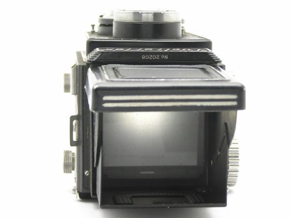 ★ハロ-カメラ★5850 LustreFlex (TRI-LAUSAR ANASTIGMAT 8.0cm F3.5) 動作品 難有り ジャンク 修理要_画像8