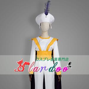 ディズニー アラジンと魔法のランプ 風 アラジン コスチューム ディズニーグッズの画像