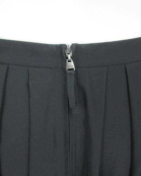 フォクシーニューヨーク FOXEY 黒 フレアー スカート 38_画像5