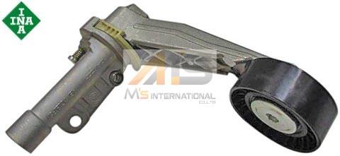【M's】BMW MINI R55 R56 R57 R58 R59 R60 R61 (2006y-2012y)INA ベルトテンショナー(機械式) //ミニ 純正OEM 1128-7571-015 11287571015_画像1